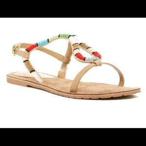 Coconuts by Matisse Pompano Sandals